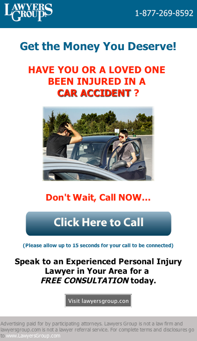 lawyer marketing, personal injury leads, personal injury ads, personal injury lawyer advertising